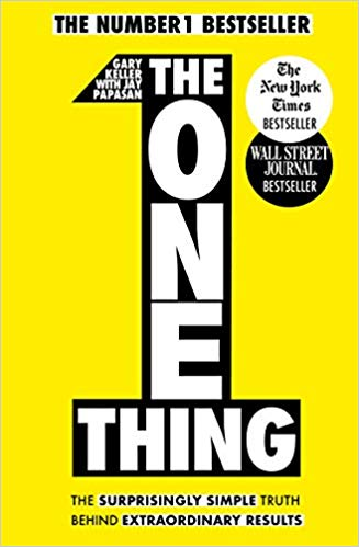 The 1 Thing Book