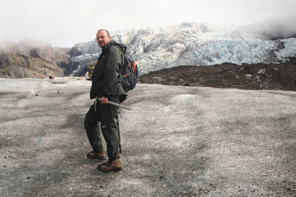 Cold Shower Challenge - Iceland Pit