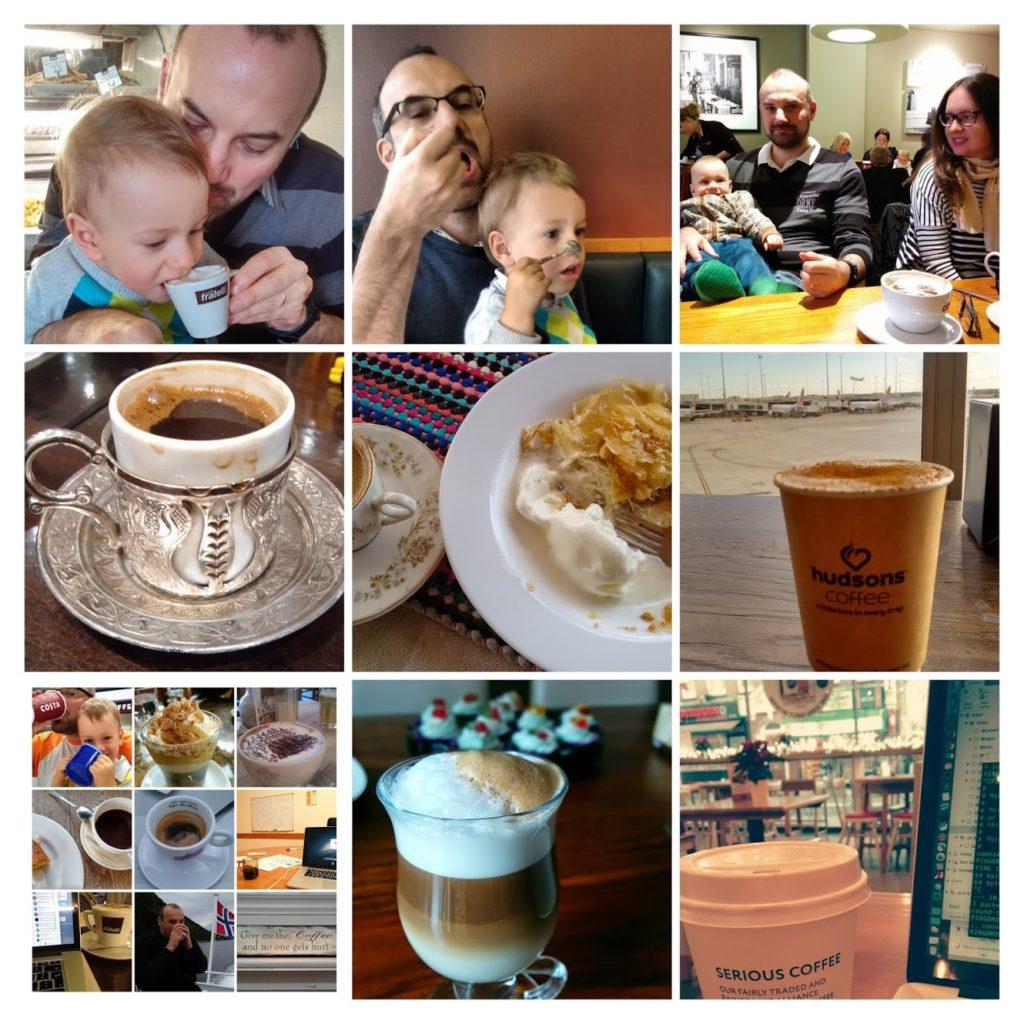 Coffee Journeys blogging