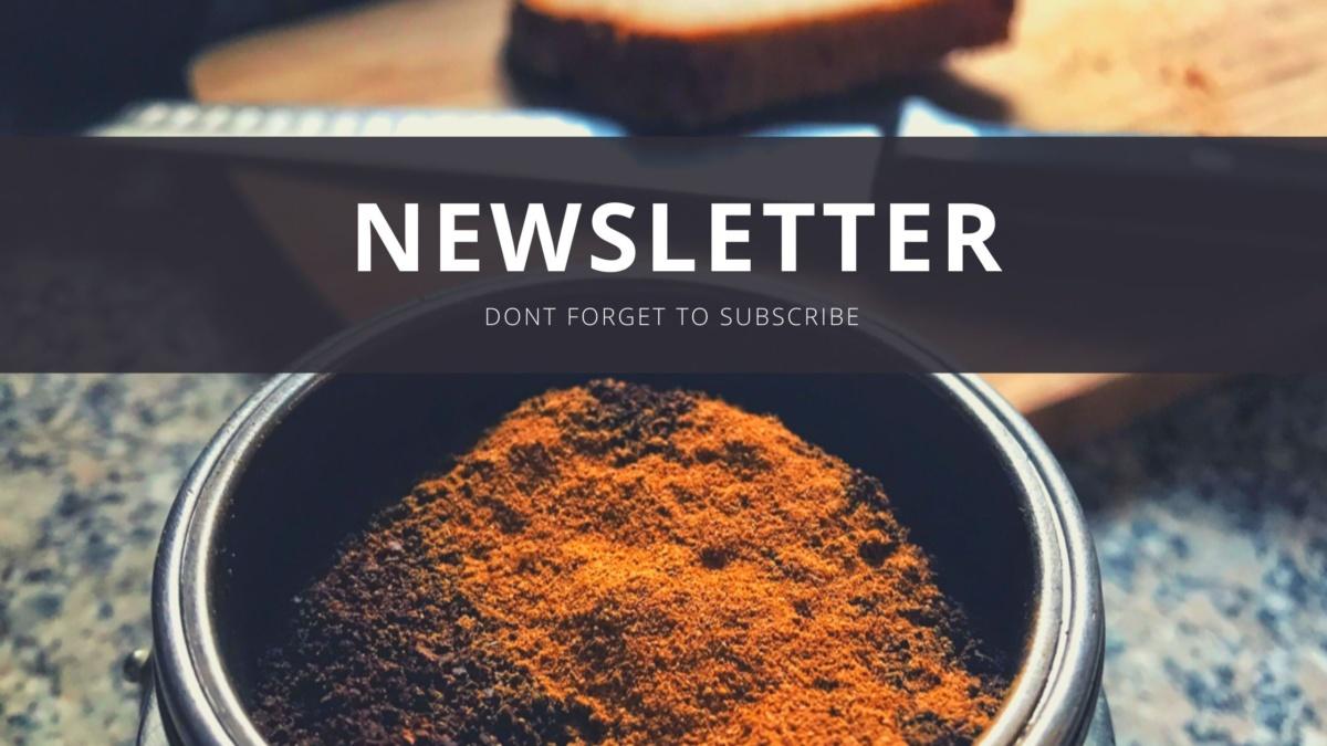Coffee Journeys Newsletter